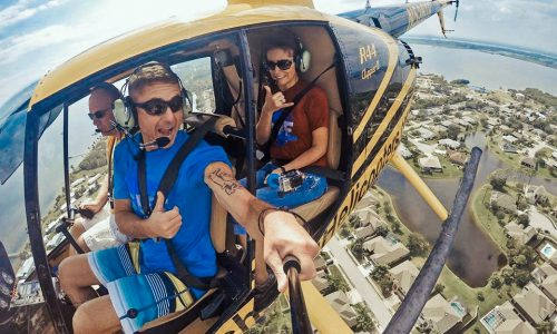 Beachside Helicopters MErritt Island Cocoa Beach Sightseeing Tours Florida
